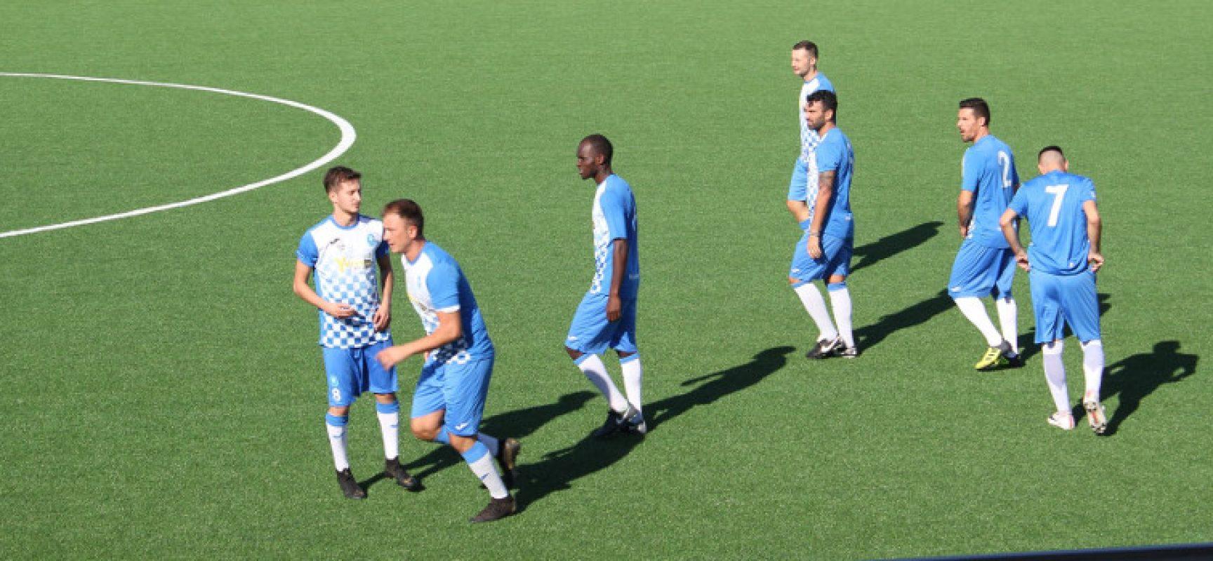 Virtus Bisceglie, oggi il recupero contro lo United Monte Sant'Angelo