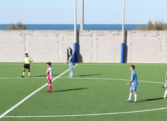 Virtus Bisceglie, pari esterno contro lo United Monte Sant'Angelo