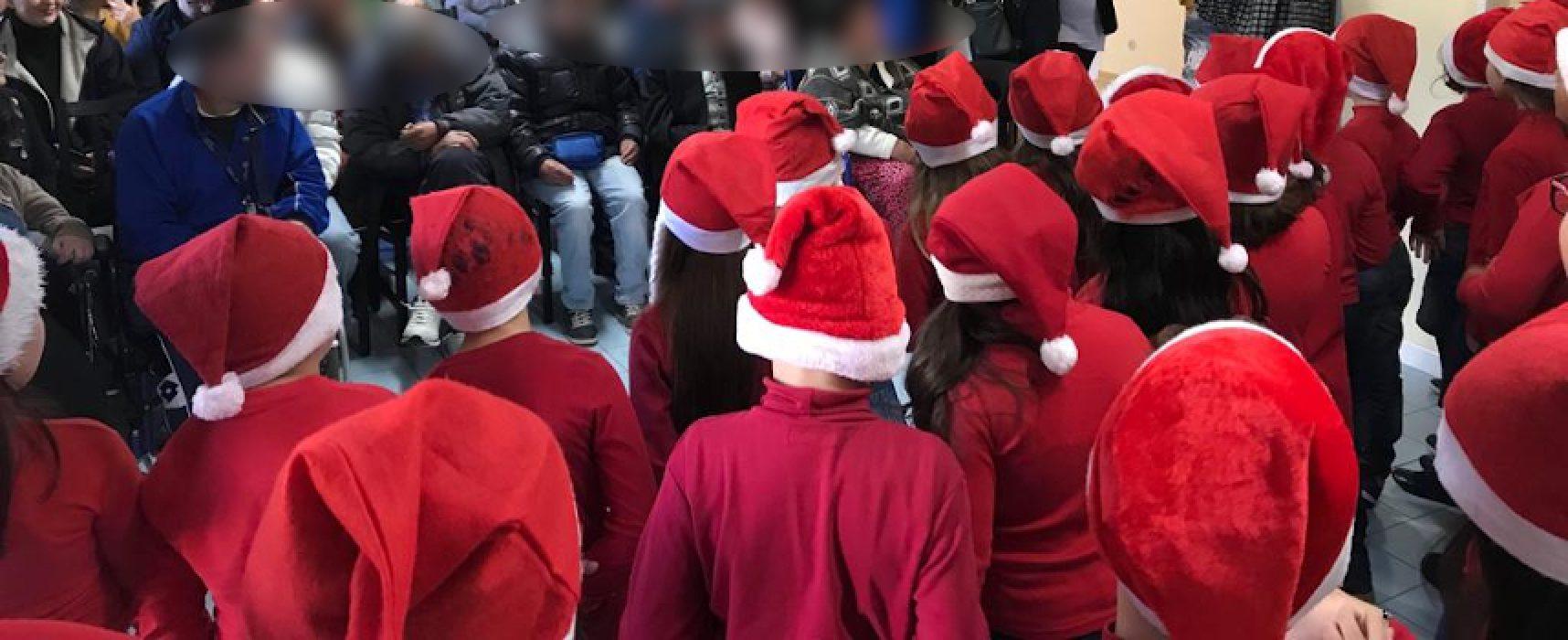 """""""Ti racconto il mio Natale"""", tripudio di emozioni per la recita natalizia della San Giovanni Bosco"""