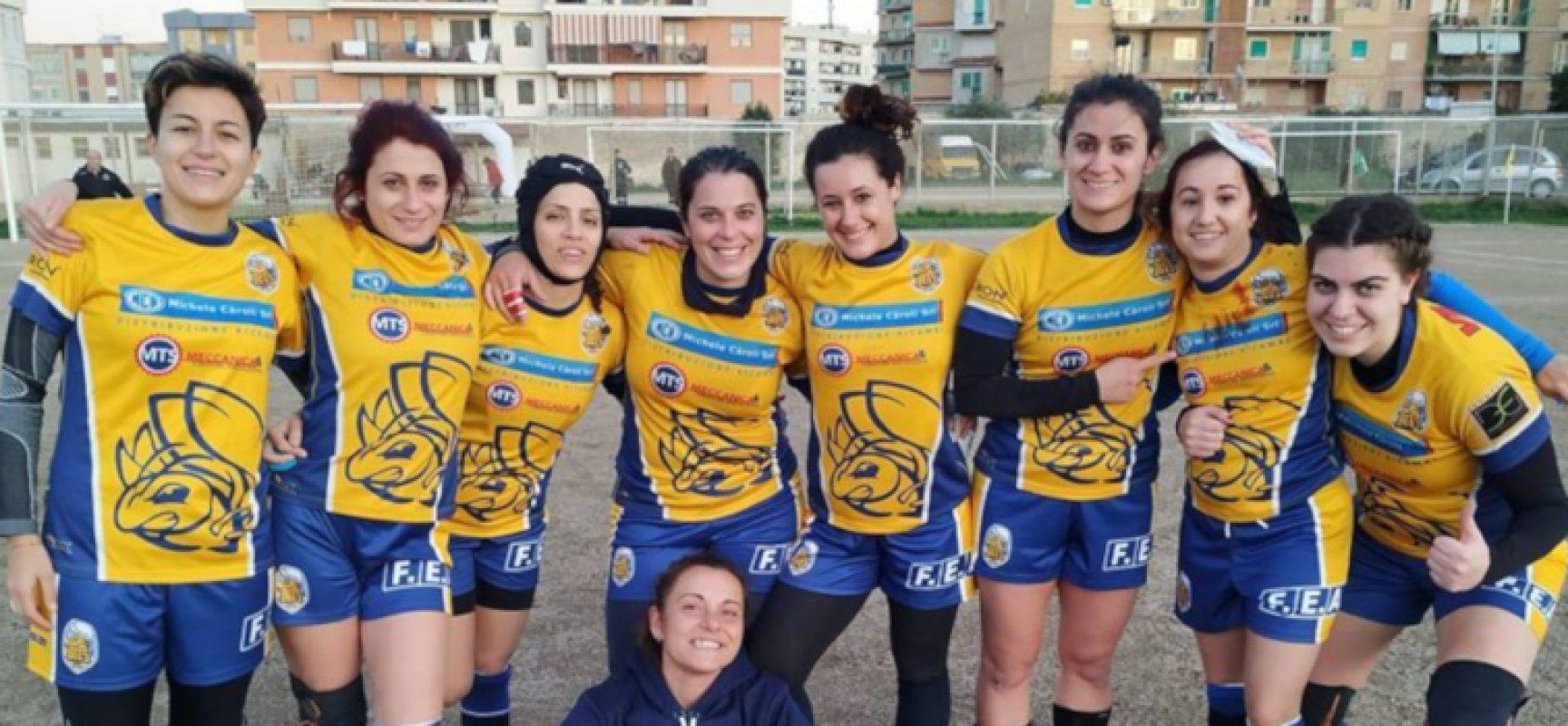 Bees Rugby Bisceglie secondo nella tappa conclusiva del 2019 di Coppa Italia