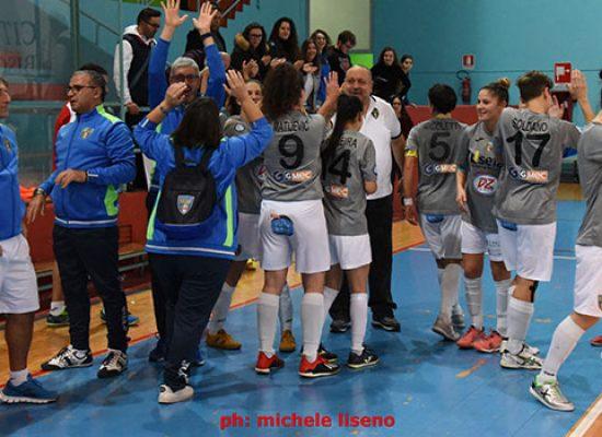 Coppa della Divisione: Bisceglie Femminile nella tana dello Statte