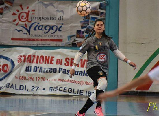 Bisceglie Femminile fuori dalla Coppa della Divisione, ora testa al campionato