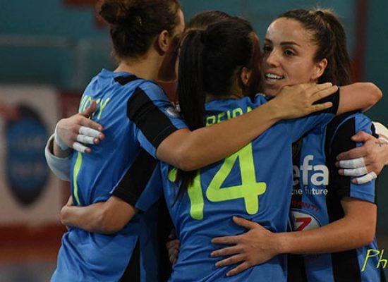 Bisceglie Femminile vince e stacca il pass Coppa Italia