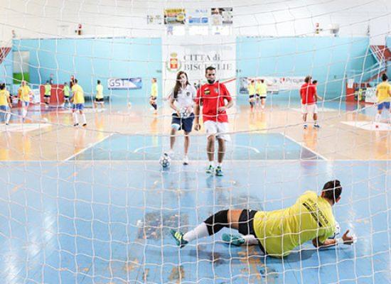 Calcio a 5: il programma delle compagini biscegliesi in avvio di 2020