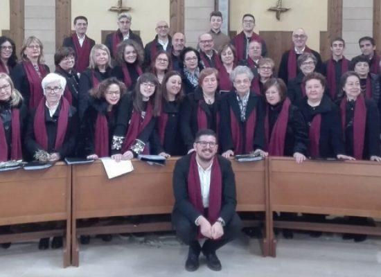 """Il coro """"mater Misericordiae"""" in concerto per augurare il buon Natale alla cittadinanza"""