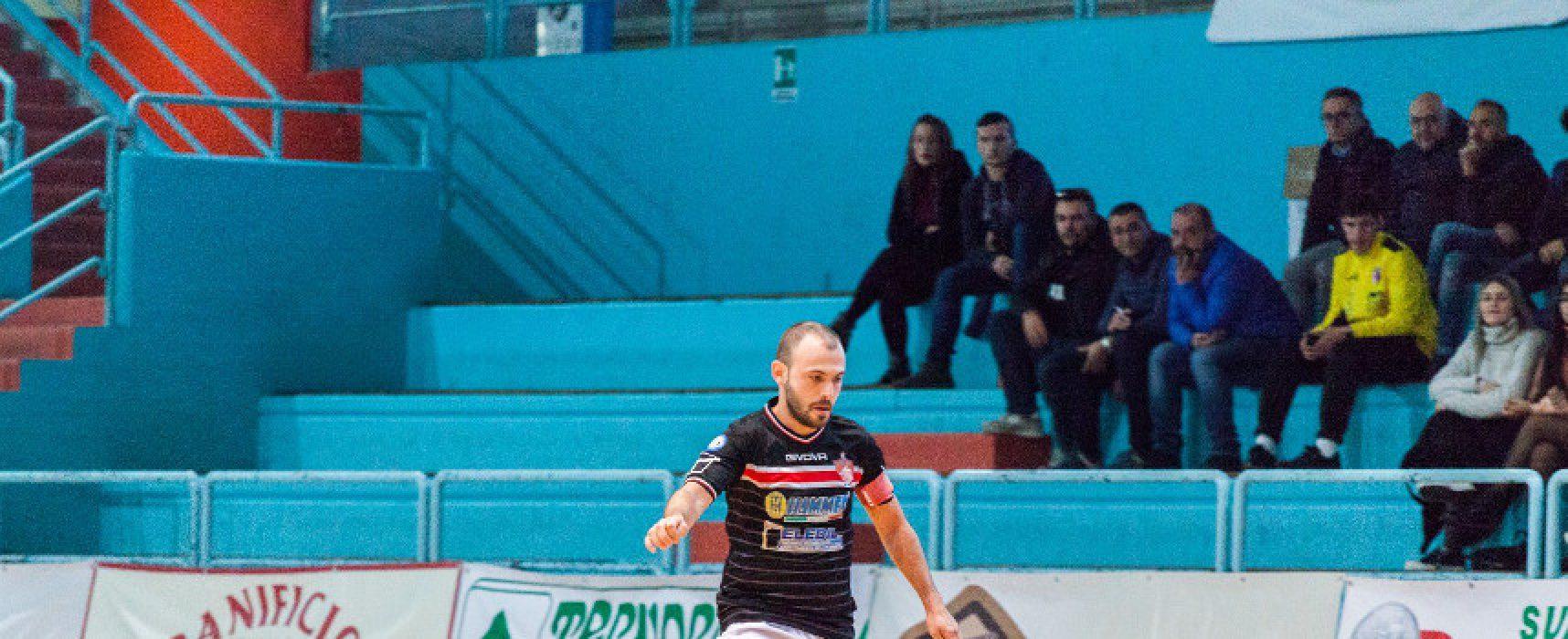 Futsal Bisceglie in Calabria, Cinco ospita il San Ferdinando, Diaz impegnata in Coppa Italia