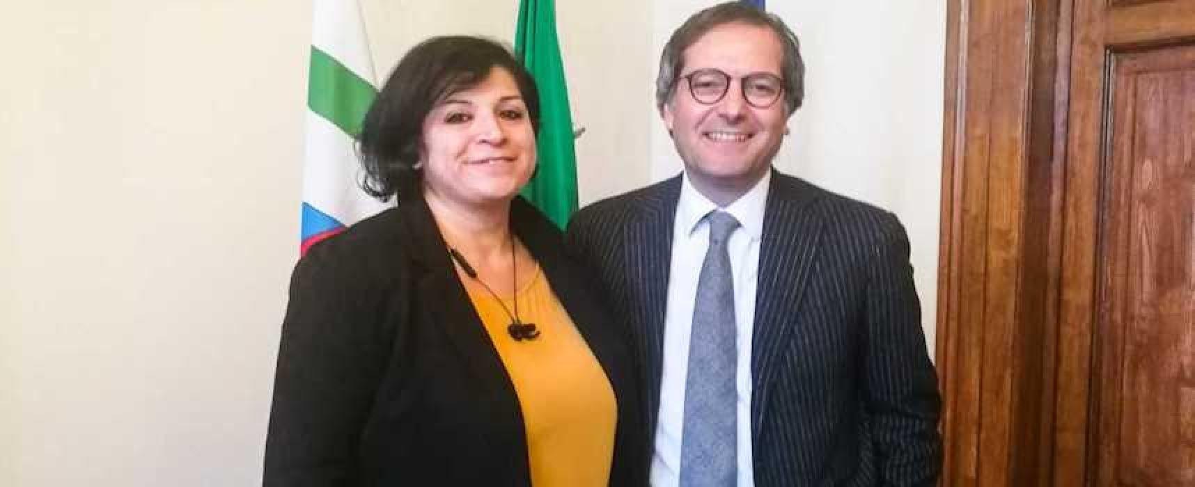 Rosalia Sette nominata assessore turismo e rapporti con associazioni
