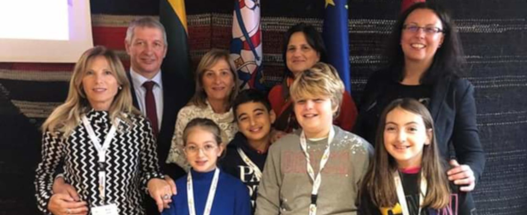 """Erasmus+, termina il progetto della scuola """"San Giovanni Bosco"""" in Lituania / FOTO"""