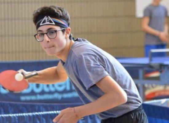Il Tennistavolo Dolmen chiude il girone d'andata da protagonista