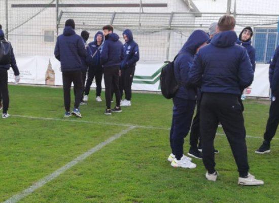 Il Martina non si presenta: non disputata la gara contro l'Unione Calcio