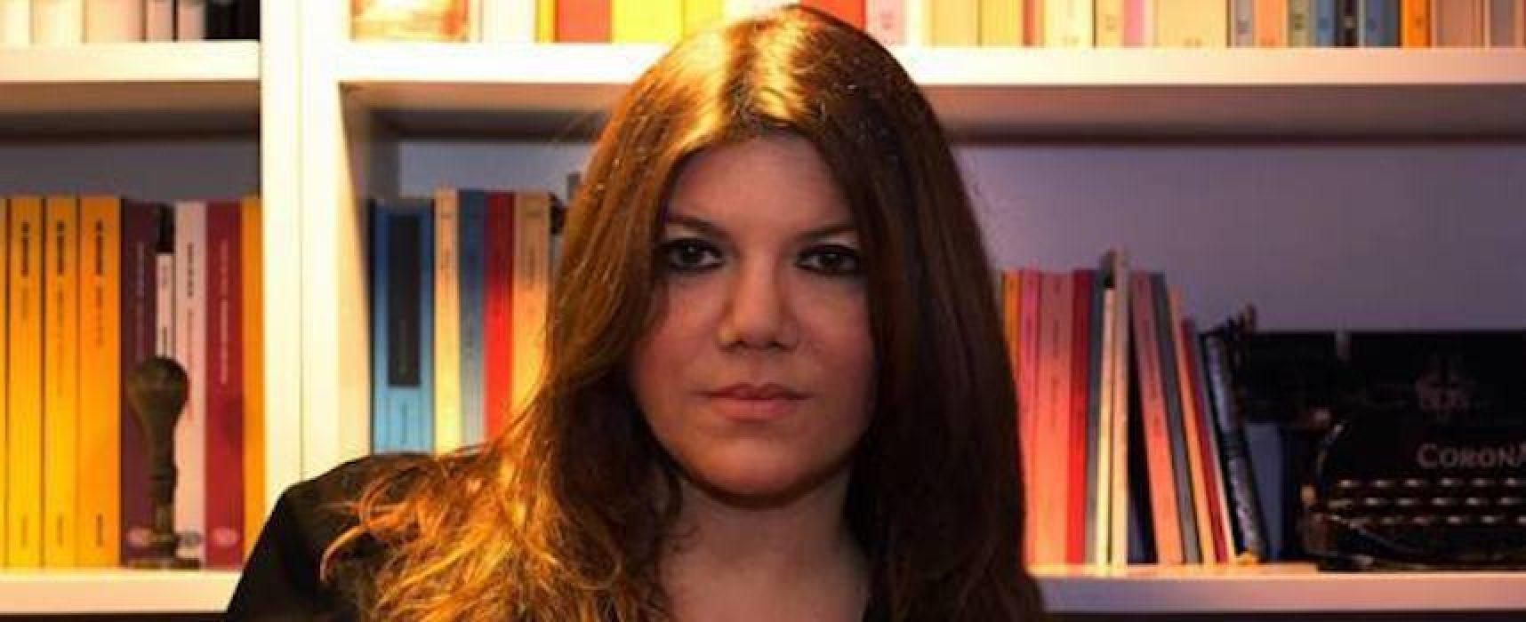 La scrittrice Gabriella Genisi torna a Bisceglie ospite della libreria Prendi Luna