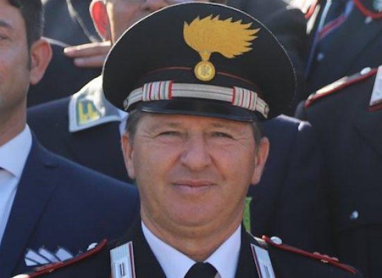 Felice Cimadomo lascia la Tenenza di Bisceglie, sarà Comandante Carabinieri di Ruvo