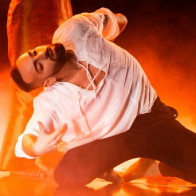 """Il biscegliese Antonio Caggianelli protagonista a teatro con l'opera """"Ylvàrian"""""""