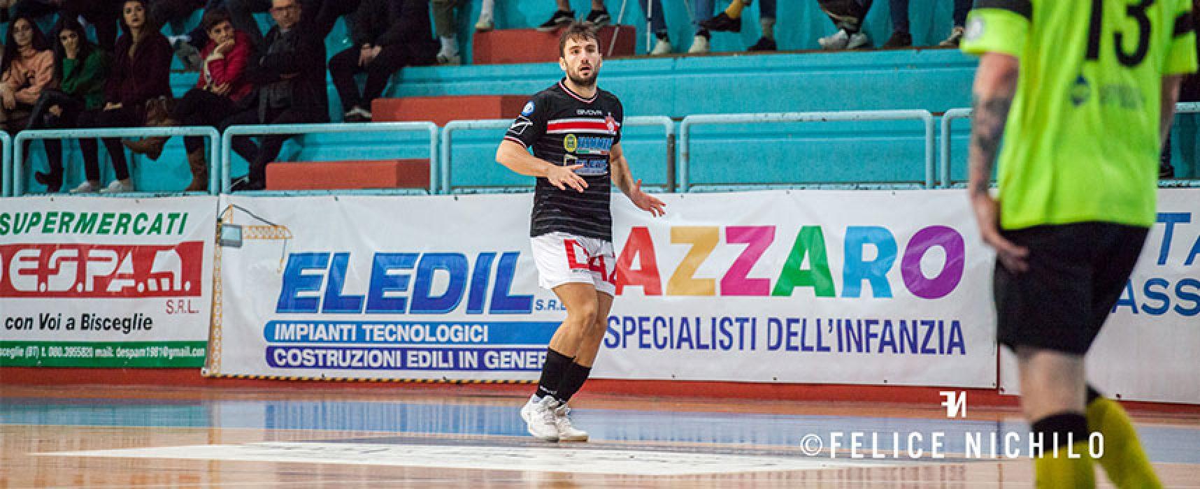 La Diaz riparte dalla Coppa Italia, è derby con le Aquile Molfetta