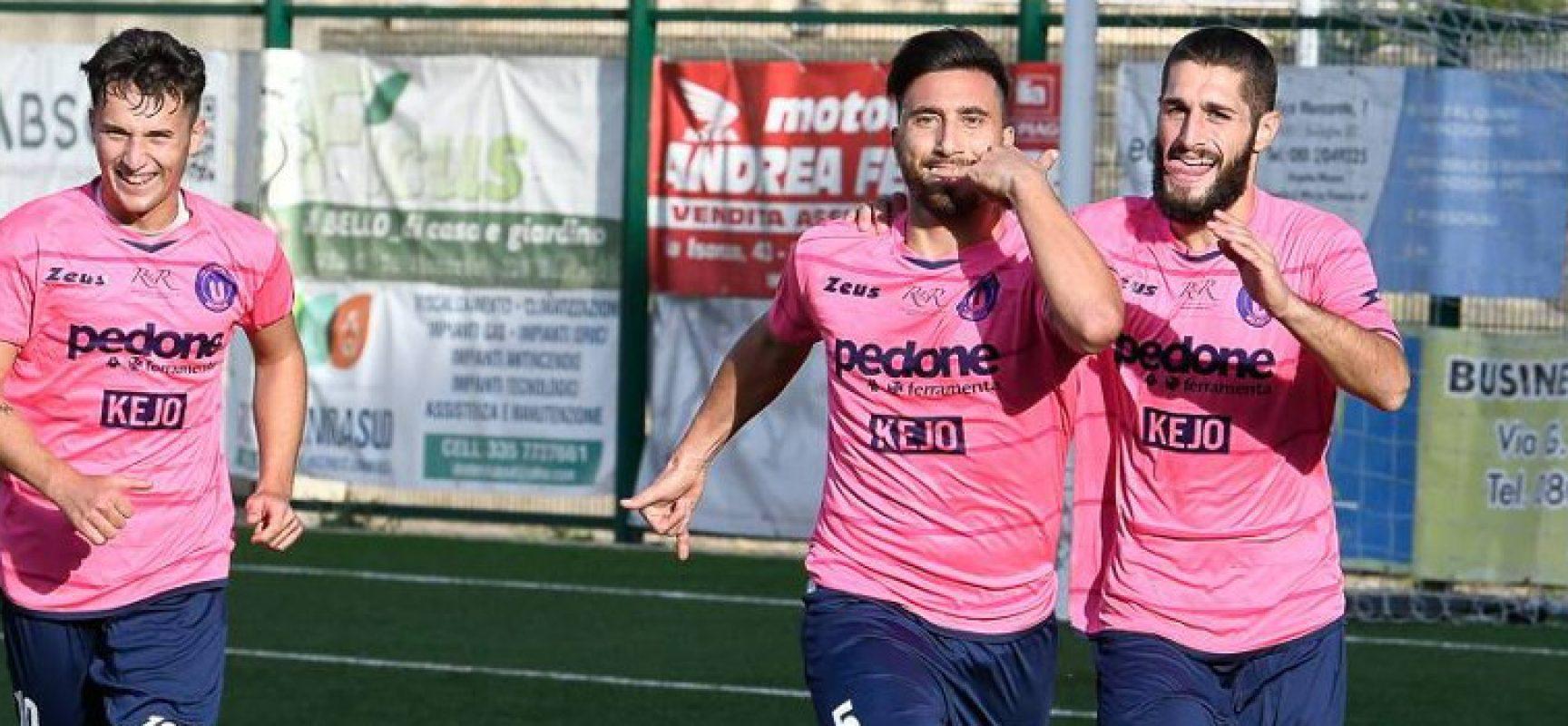 L'Unione Calcio torna alla vittoria contro l'Audace Barletta