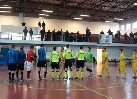 La Diaz saluta la Coppa Italia. Trasferte indigeste per Futsal Bisceglie e Futbol Cinco