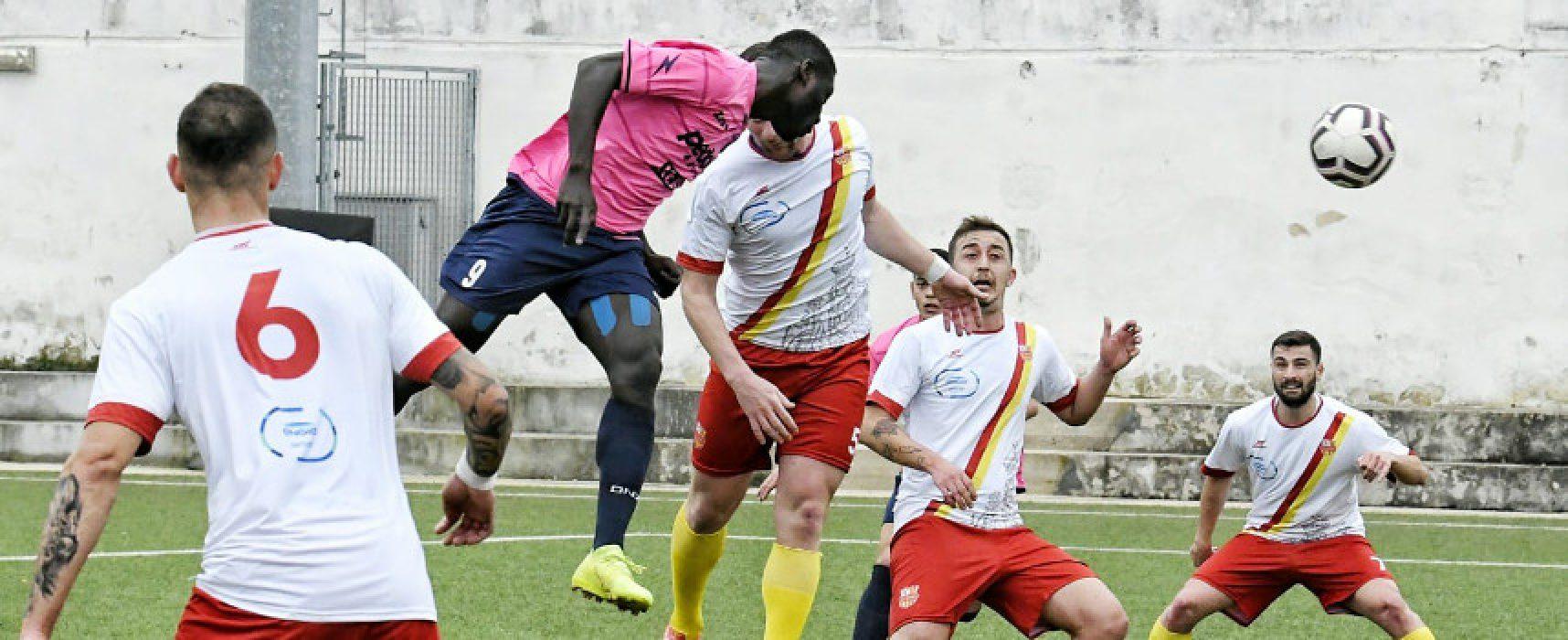 Unione Calcio, Musa-gol e  vittoria contro il San Severo