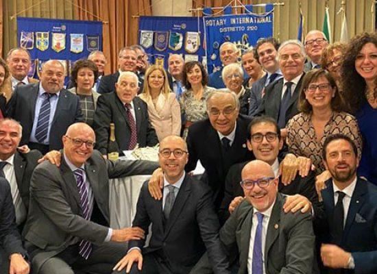 Rotary Club Bisceglie assegna il Premio Professionalità 2019-2020