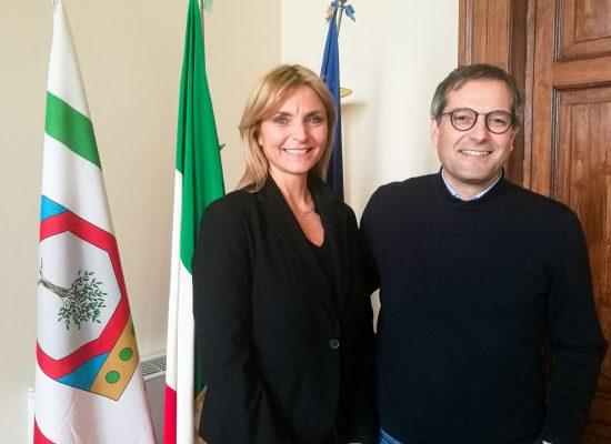 Maria Lorusso nuovo assessore, subentra alla dimissionaria Vittoria Sasso