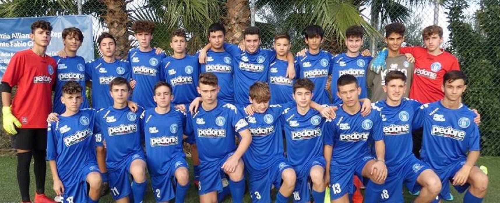 Unione Calcio Bisceglie, prestigiosa amichevole per l'Under 17 contro i pari età dell'Udinese