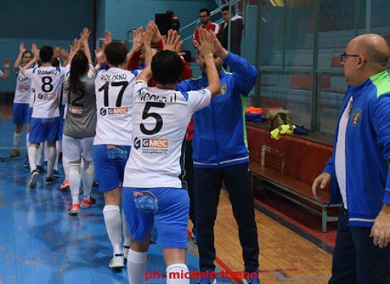 Bisceglie Femminile chiamato all'esame Futsal Cagliari