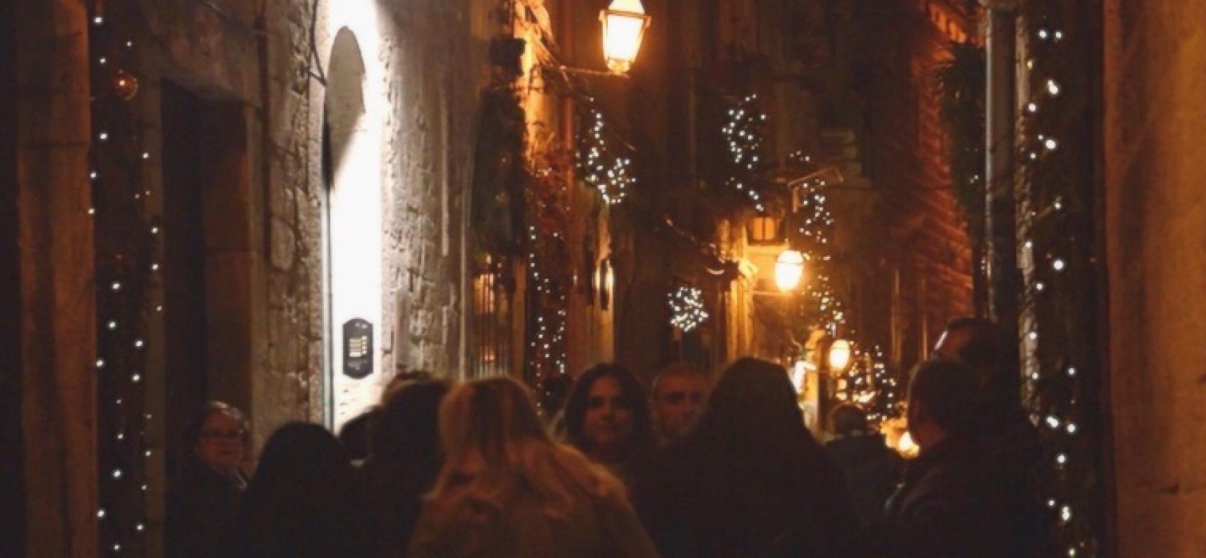 """L'invito dell'Associazione Borgo Antico: """"Isole ecologiche per smaltire addobbi natalizi"""""""