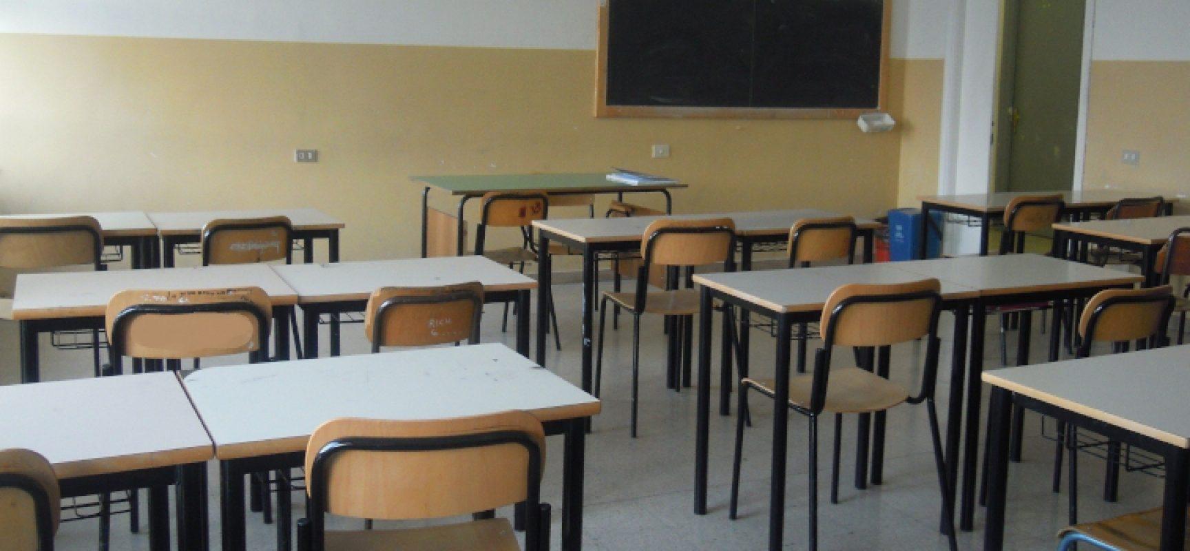 Fondi per indagini diagnostiche, Ministero Istruzione finanzia alcune scuole biscegliesi