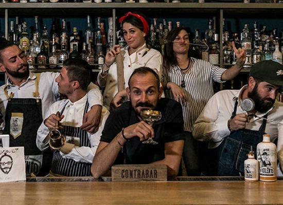 Il Contrabar nella guida Bar d'Italia 2020 di Gambero Rosso