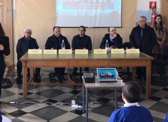 """Il primo circolo """"De Amicis"""" ricorda la figura di san Giovanni Bosco / FOTO"""