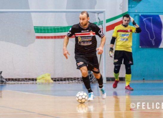 Futbol Cinco torna a vincere, Diaz e Futsal Bisceglie ko