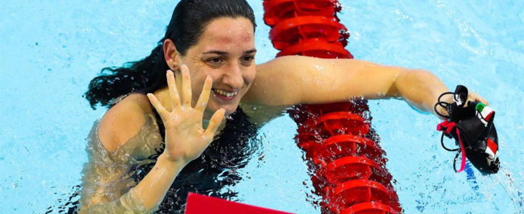 Altri podi per Elena Di Liddo alla Champions Swim Series
