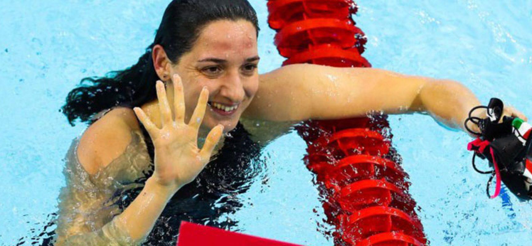 Campionati Assoluti di nuoto, Elena Di Liddo è oro nei 100 farfalla