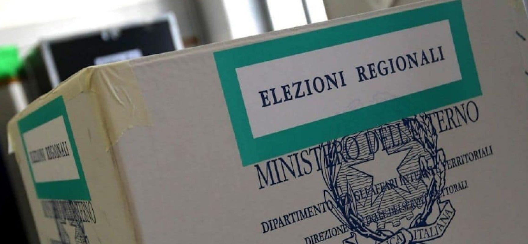Elezioni Regionali 2020, aggiornamento albo scrutatori fino al 31 gennaio