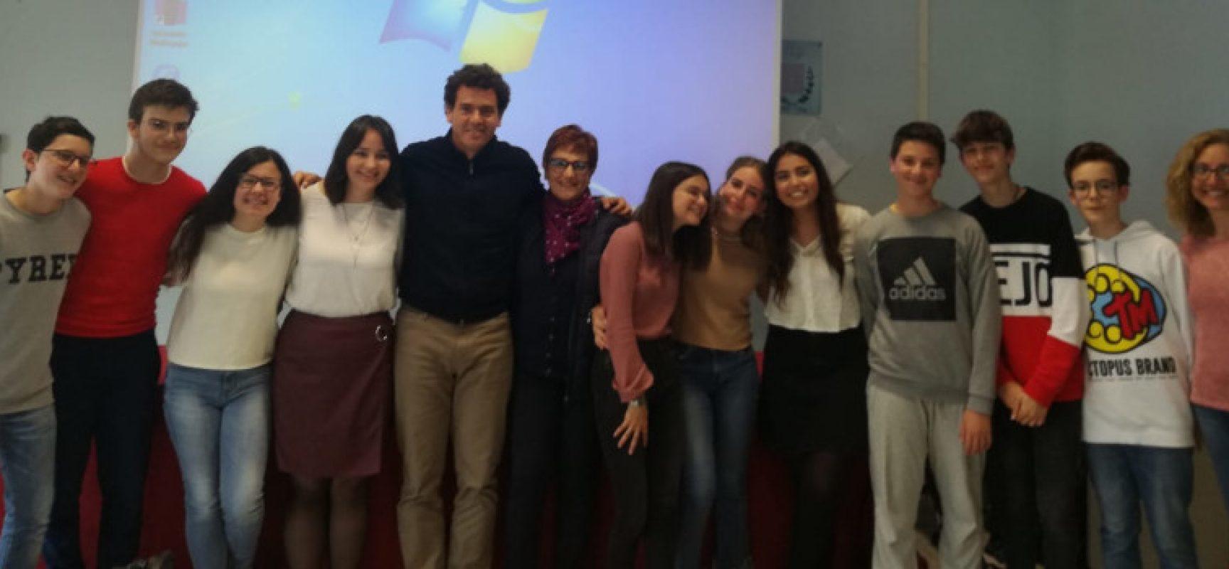"""Via libera al progetto di scambio culturale """"Bridge the gap"""" per la scuola """"Battisti – Ferraris"""""""