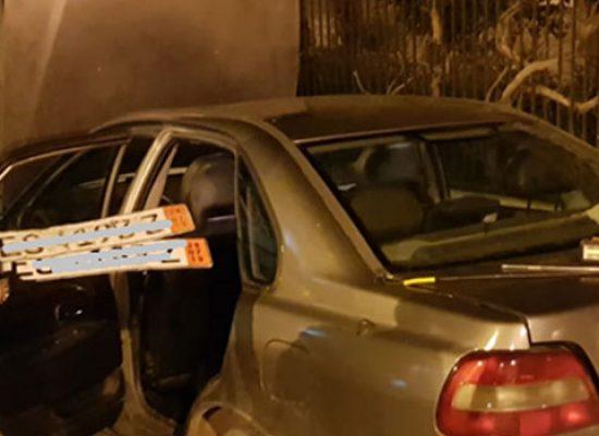 Con targhe rubate a Bisceglie  eseguivano furti di auto, arrestati dai Carabinieri di Andria
