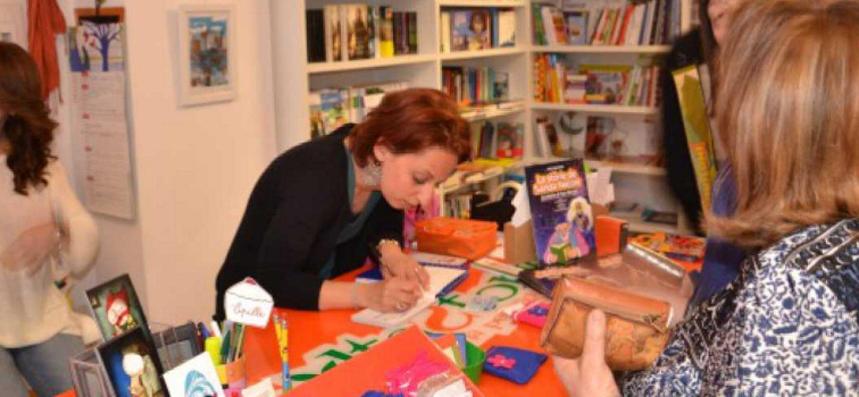 """""""Sole e la speranza"""", il libro di Carmela Leuzzi per il progetto """"Una città bambina"""""""