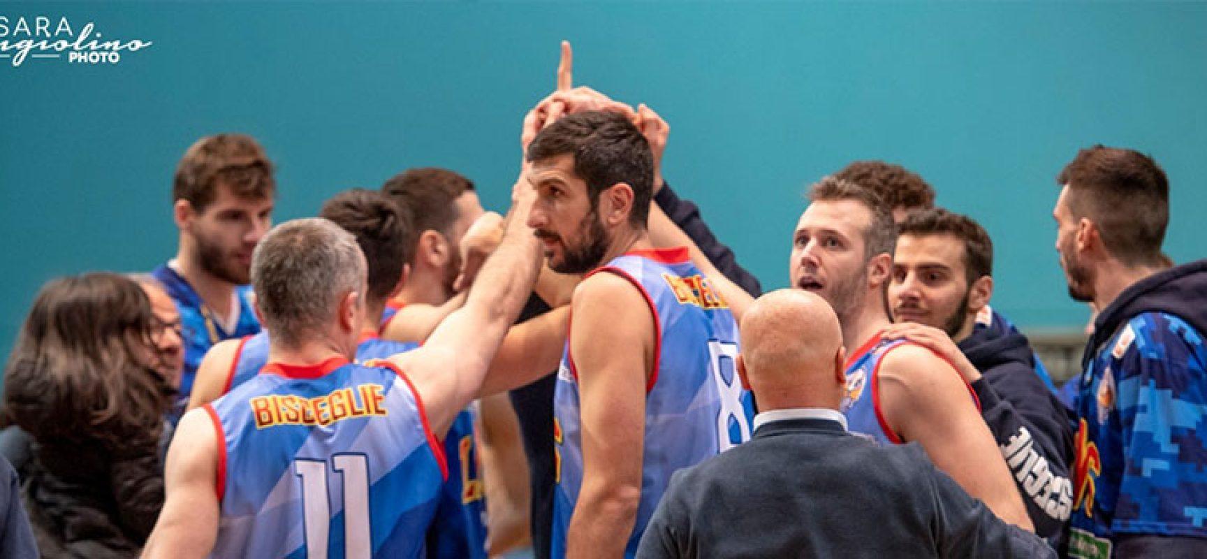 Lions Bisceglie, il 2020 parte con una vittoria convincente sulla Stella Azzurra Roma