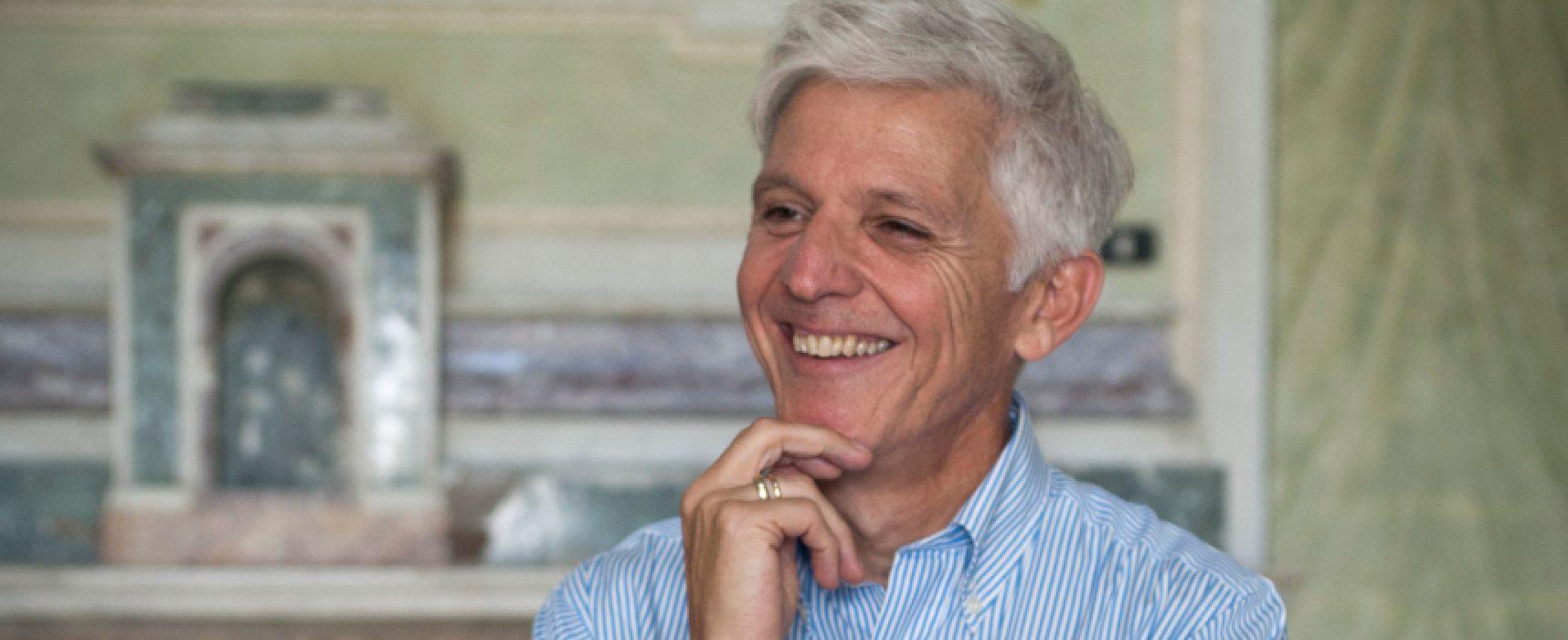 """""""Alla voce cultura"""", Massimo Bray a Bisceglie presenta il suo ultimo libro"""