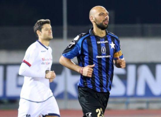 Bisceglie Calcio, capitan Piccinni saluta alla vigilia del difficile impegno con la Reggina