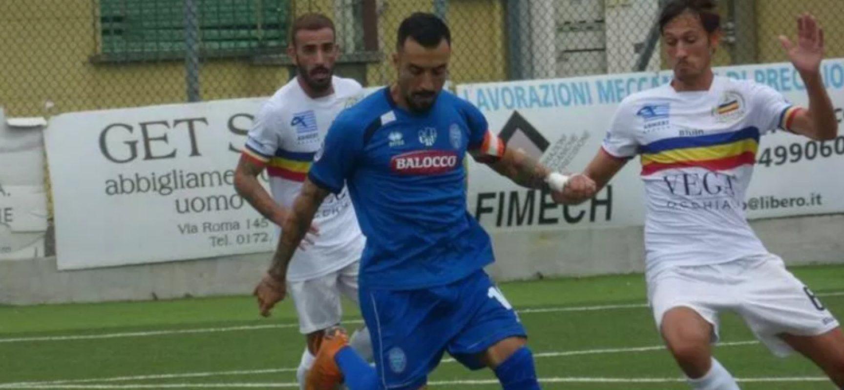 Bisceglie Calcio, Riccardo Romani è il primo acquisto del mercato di gennaio