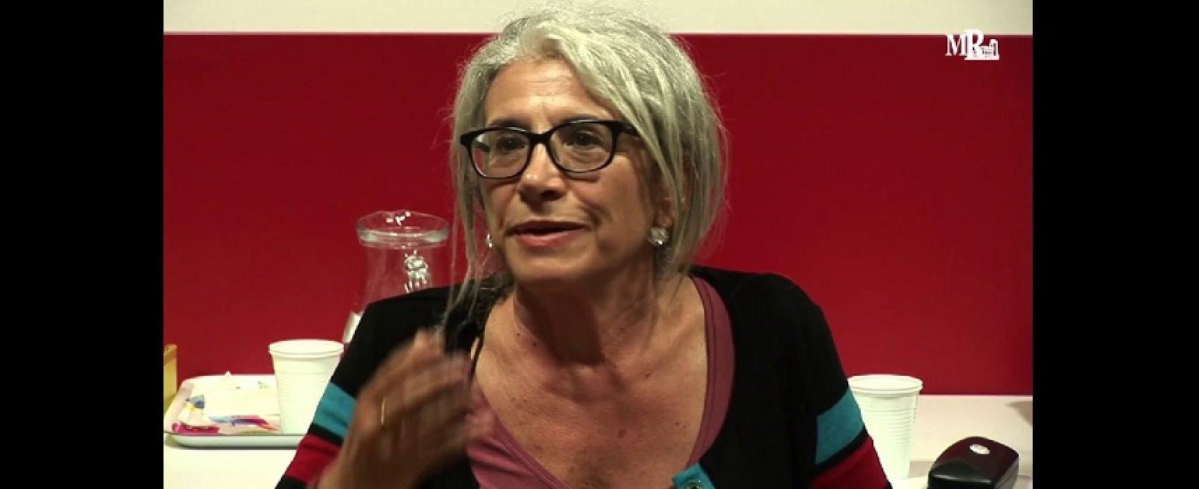 """""""Lessico femminile"""", Sandra Petrignani presenta il suo libro alle Vecchie Segherie"""