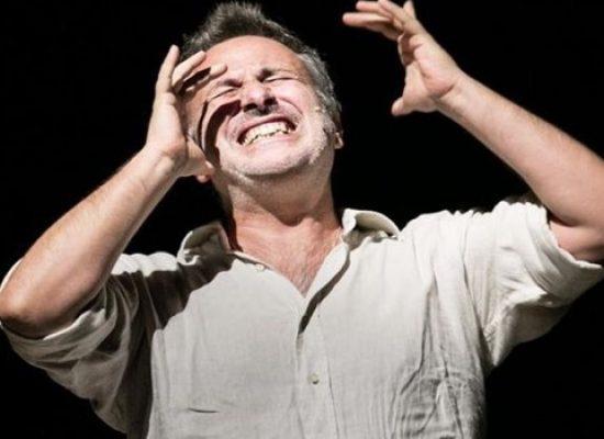 SistemaGaribaldi, Davide Enia in scena a Bisceglie con L'Abisso