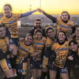 Le Bees Rugby Bisceglie trionfano nell'ottava tappa di Coppa Italia femminile