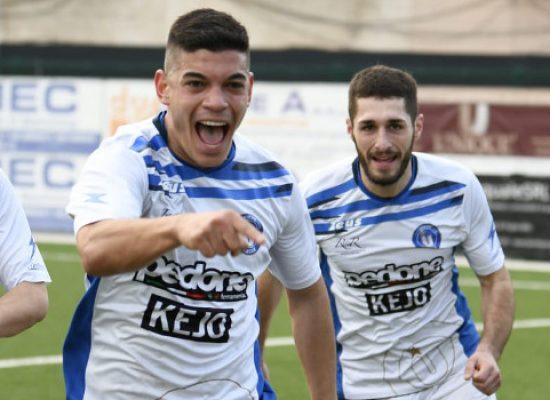 Unione Calcio, show in rimonta contro la Vigor Trani