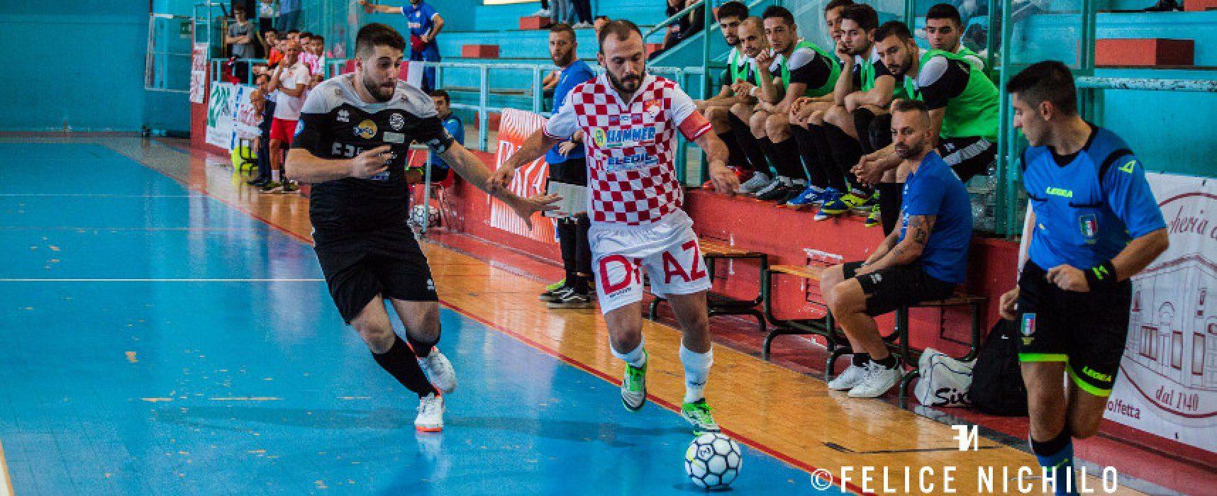 Diaz nella tana dello Sporting Venafro, gara salvezza per il Futbol Cinco