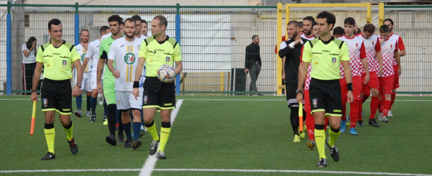 Don Uva, sfida esterna contro il Castellaneta Calcio
