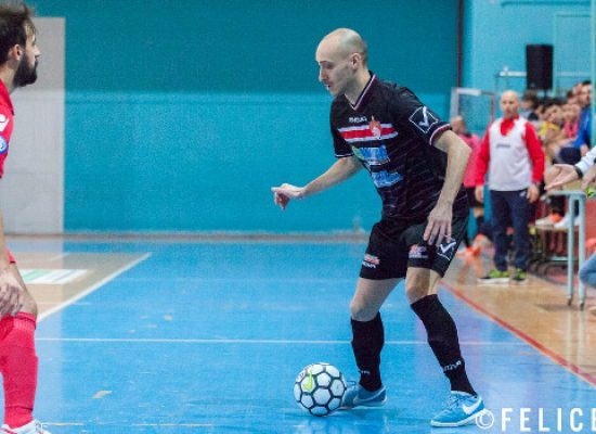 Diaz, vittoria nel segno di Elia. Sconfitte per Cinco e Futsal Bisceglie