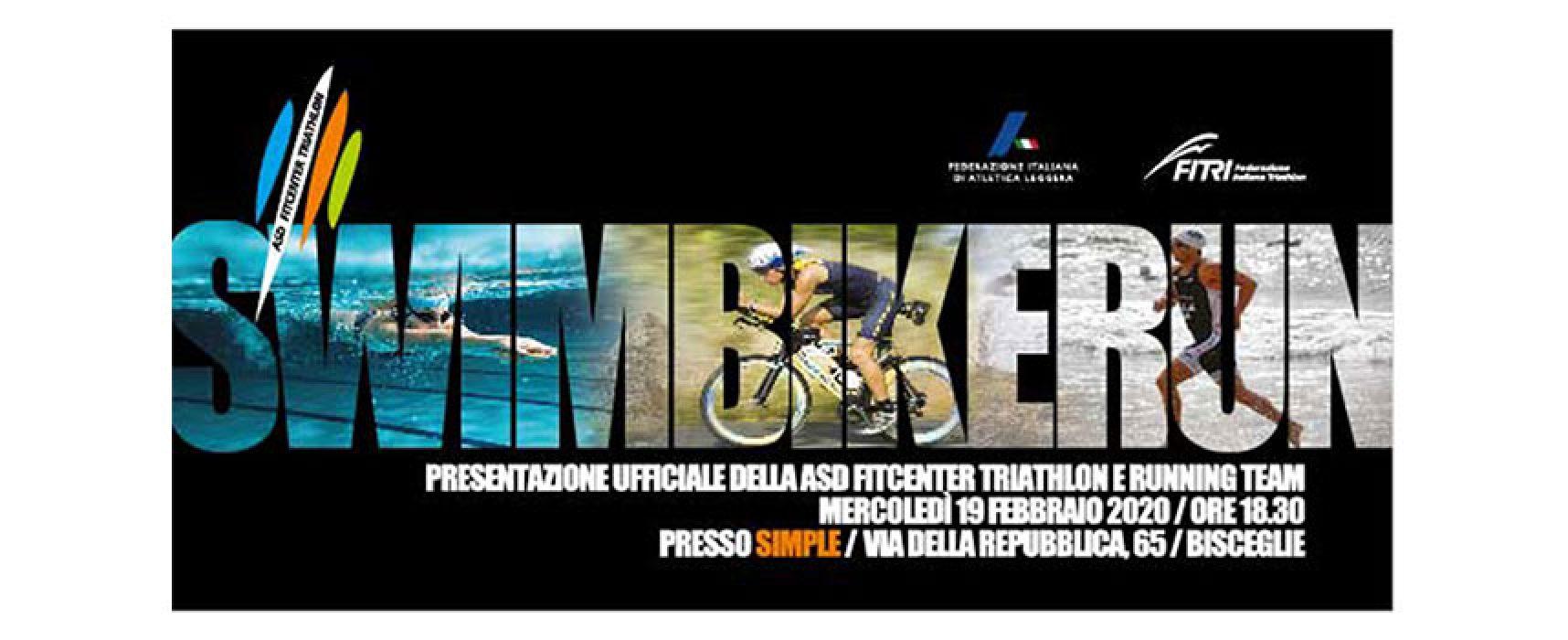 Nasce la Fitcenter Triathlon, novità nel panorama sportivo biscegliese