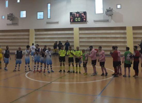 Buon pari per la Diaz, Cinco e Futsal Bisceglie ko