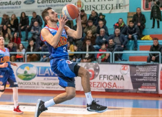 Lions all'esame vicecapolista Salerno